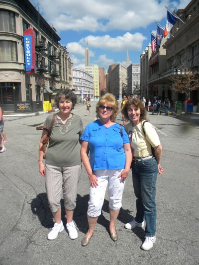 Ladies day at Hollywood Studios